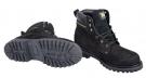 Zimní pracovní obuv HONEY kotníková černá