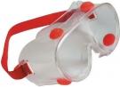 Ochranné brýle s plochým zorníkem