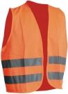 Reflexní vesta LYNX oranžová