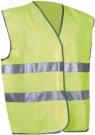 Reflexní vesta LYNX žlutá