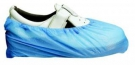 Návleky na boty - PE jednorázové modré, 15x36cm - (100 ks)