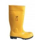 Bezpečnostní holinky S5 žluté Eurofort