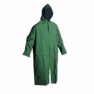 Nepromokavý plášť CETUS zelený - PVC