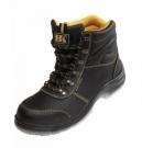 Bezpečnostní obuv S1 BLACK KNIGHT, na PU podešvi