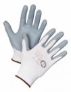 Nylonové rukavice z úpletu AERO GREY NEW 1665