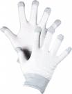 Antistatické rukavice AERO C/PU FINGER 1914