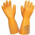 TATTLER dielektrické rukavice 26000 V, přírodní latex