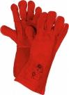 Celokožené svářečské rukavice WINIE PARROT
