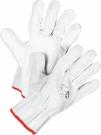 Celokožené rukavice DRIVER Combi - řidič - kombinace kůže