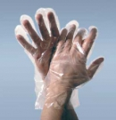 Jednorázové PE rukavice PEL 1723