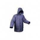Zimní bunda parka HAPPY JOB SHERPA, s kapucí