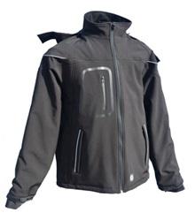 Zateplená softshellová bunda SOFTLUX 6254