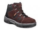 Trekingová obuv WINTOPERK GOBI LUX, kožená, s Cordurou