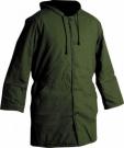 Zimní kabát vaťák NORMA zelený