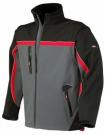Softshelová bunda SMART ISSA s odnímatelnými rukávy
