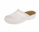 Pantofle TARUCA dámské, z povrstvené usně