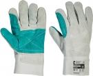 Pracovní rukavice MAGPIE FULL, hovězí štípenka