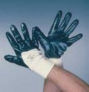 Povrstvené rukavice GOBI OPTIMAL 1605 modré