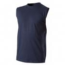 Pánské triko T160 bez rukávů - různé barvy