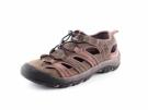 Obuv sandál SAHARA, hnědý