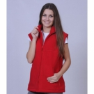 Fleece vesta unisex - různé barvy