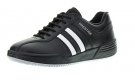 Sportovní obuv MOLEDA SPORT černo-bílá M40020-60