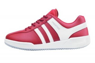 obuv MOLEDA SPORT červeno-bílá