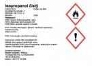 Isopropylalkohol 99,9 %,čistý, balení 5 litrů