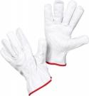 Celokožené rukavice DRIVER - řidič - lícovková kůže