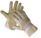 Zimní pracovní rukavice Shag, vepřová štípenka