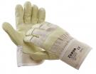 Dětské pracovní rukavice Jay, vepřová lícovka