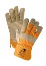 Pracovní rukavice TORDA, jemná lícovka