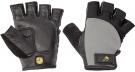 Pracovní rukavice bez prstů FUSCUS, jemná kozinka