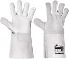 Svářečské rukavice MARTIUS - kevlarové nitě