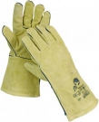 Svářečské rukavice SPINUS - kevlarové nitě