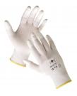 Pracovní rukavice Lark Light, polyuretan na špičkách prstů
