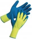 Pracovní rukavice Bluetail ECO, latex na dlani a prstech