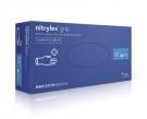 Jednorázové nitrilové vyšetřovací rukavice, nepudrované-GRIP-MERCATOR MEDICAL NITRYLEX beFree