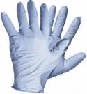 Pracovní rukavice nitrilové nepudrované Nitrylex PF