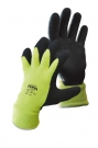 Zateplené rukavice PALAWAN WINTER, nylon s latexem