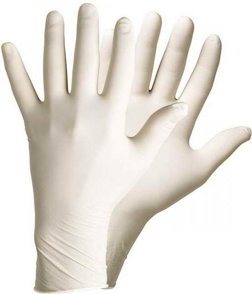 Jednorázové latexové vyšetřovací rukavice nepudrované- COMFORT-minimální odběr 10 bal. od velikosti