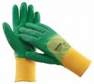 Dětské pracovní rukavice TWITE , bavlna a latex