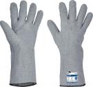 Teploodolné rukavice SPONSA, 250 °C kontaktní teplo