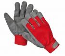 Mechanické rukavice THRUSH, umelá kůže