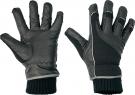 Zimní zateplené nepromokavé rukavice ATRA