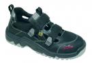 Bezpečnostní sandál S1 ELTEN LASLO ESD, s vysoce tlumící podešví