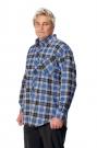 Flanelová pracovní košile SATURN
