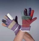 Pracovní rukavice MERCEDES Multicolor