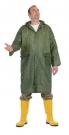 Voděodolný ochranný plášť IRWELL s kapucí, zelený