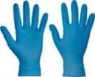 Jednorázové rukavice Spoonbill, nitril, nepudrované